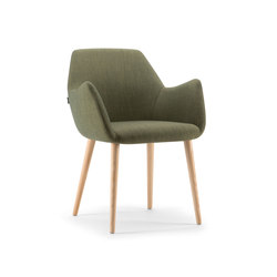 Kesy-04 base 100 | Visitors chairs / Side chairs | Torre 1961