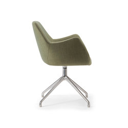 Kesy-04 base 102 | Visitors chairs / Side chairs | Torre 1961