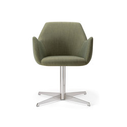 Kesy-04 base 120 | Visitors chairs / Side chairs | Torre 1961