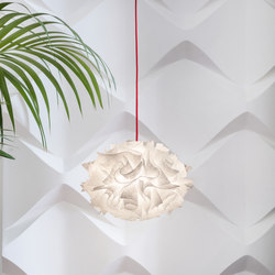 Veli Mini Single Couture | Suspended lights | Slamp