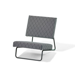 Lounge Chair Outdoor | Fauteuils de jardin | Richard Lampert