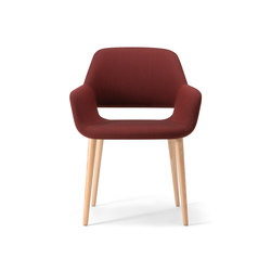 Magda-06 base 100 | Visitors chairs / Side chairs | Torre 1961