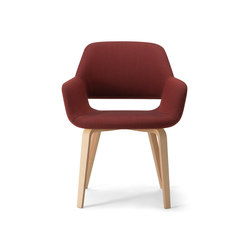 Magda-06 base 105 | Visitors chairs / Side chairs | Torre 1961