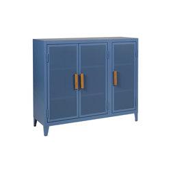 Perforated B3 low locker | Armarios | Tolix