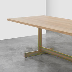 KAZIMIR | Dining tables | e15