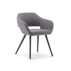 Manu-04 base 100 | Visitors chairs / Side chairs | Torre 1961