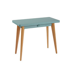 55 drawer console wood legs | Console tables | Tolix