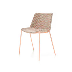 Aïku soft | Restaurant chairs | MDF Italia