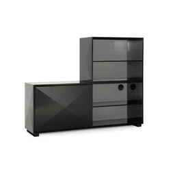 Diamant chest & shelves | Multimedia Sideboards | Tolix