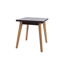 55 table Oak legs - 70 | Mensa tables | Tolix