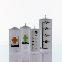 Time fuse | Emergency light | Candles / Candle holders | Freiraum