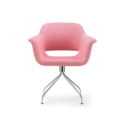 Megan-04 base 110 | Visitors chairs / Side chairs | Torre 1961