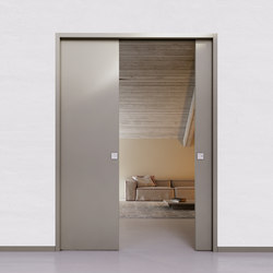 Shodo Double Sliding Door | Internal doors | Eclisse