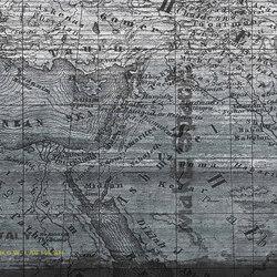 concrete | map | Wall art / Murals | N.O.W. Edizioni