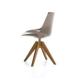 Flow Color   Chairs   MDF Italia