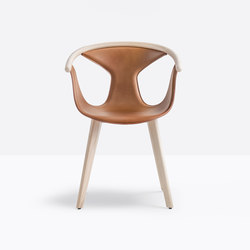 Fox Soft armchair 3727 | Chairs | PEDRALI