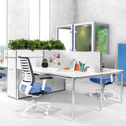 S-Desk Bench | Contract tables | Bosse