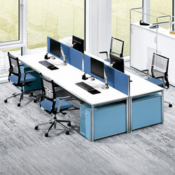 S-Desk Bench | Tavoli contract | Bosse