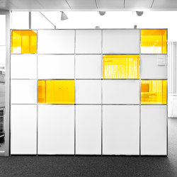 Regal | Shelving systems | Bosse