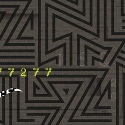4 mani | zag | Wall art / Murals | N.O.W. Edizioni