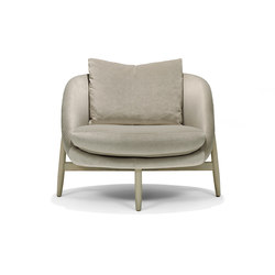 Heath armchair Small | Sessel | Linteloo