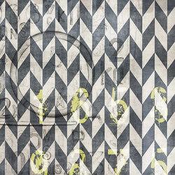 geometric | spiga | Wall art / Murals | N.O.W. Edizioni