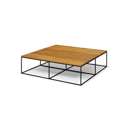 Log | Lounge tables | Linteloo