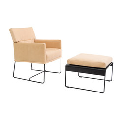 Caal Lounge | Sessel | KFF