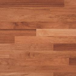 Megapark Doussie Crema 35 | Pavimenti in legno | Bauwerk Parkett