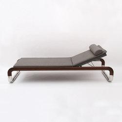 H2K Luxusliegen | Sonnenliegen / Liegestühle | Hake Konzept