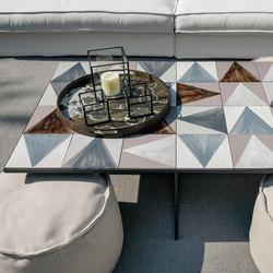 Saint Bees Table | Tables basses de jardin | Villevenete