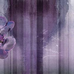 wallpaint | orchid | Wall art / Murals | N.O.W. Edizioni