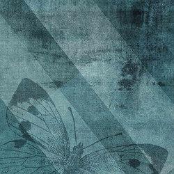 geometric | butterfly | Arts muraux | N.O.W. Edizioni