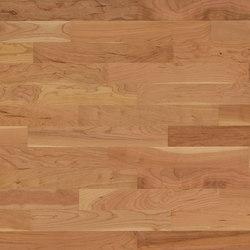 Monopark Cherry american 34 | Wood flooring | Bauwerk Parkett