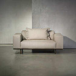 DON loveseat | Armchairs | Piet Boon