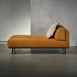 DON longchair | Chaise longue | Piet Boon