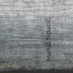 concrete | plain | Peintures murales / art | N.O.W. Edizioni