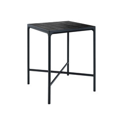 FOUR | Bar table 90x90 Aluminum | Tavoli alti | HOUE
