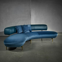 ELLA sofa | Lounge sofas | Piet Boon