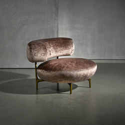 ELLA armchair | Poltrone | Piet Boon