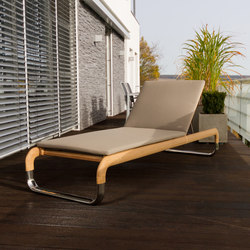 H2K Luxury loungers | Benches | Hake Konzept