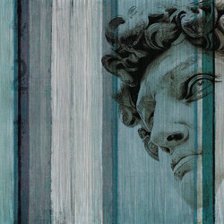 david | academy strip | Wall art / Murals | N.O.W. Edizioni