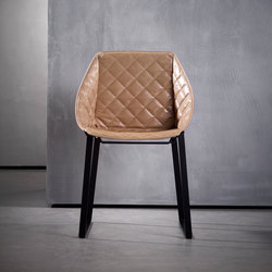 KEKKE chair | Visitors chairs / Side chairs | Piet Boon