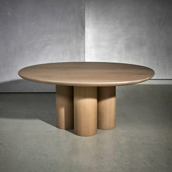 OLLE table | Esstische | Piet Boon