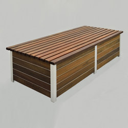 Deck Boxes | Cassapanche | DeepStream Designs