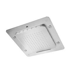 ShowersSteel | Shower controls | Fir Italia