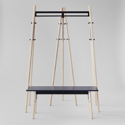 Kiila Coat Rack | Stumme Diener | Artek