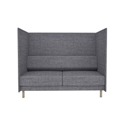 Private High Back 2 Seater | Loungesofas | ICONS OF DENMARK