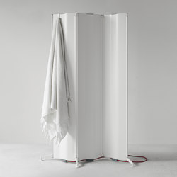 Origami Freestanding | Folding screens | TUBES