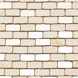 Dune Mosaics | Mosaico Cremabella 2,2x4,8 | Carrelage céramique | Dune Cerámica